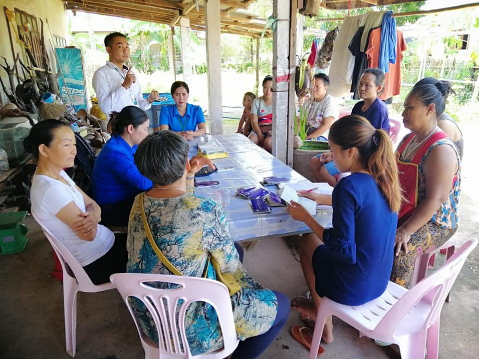Promoting financial literacy for the community