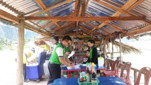 EMI Vangvieng Unit continue to expand service to the people in the area