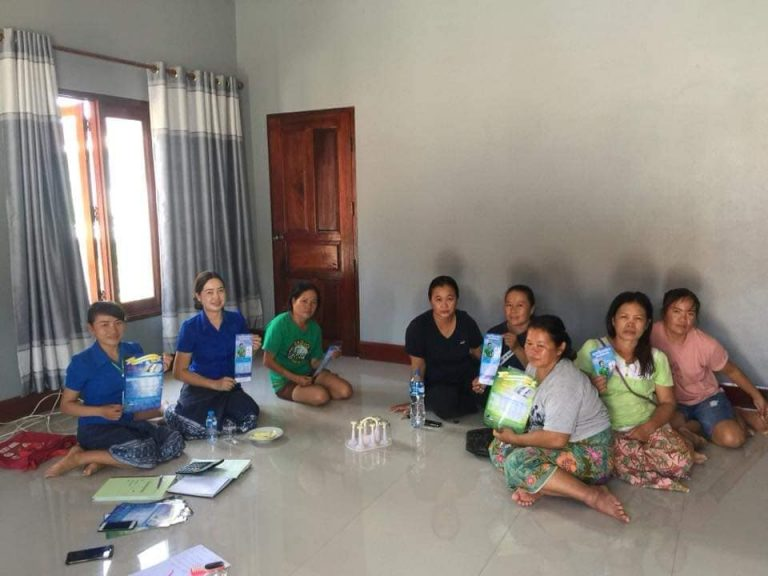 EMI continues to expanse our service in Hatxayfong District, Vientiane Capital